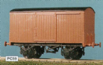 PC59 Parkside Dundas: LMS 10T FISH VAN DIAG2059